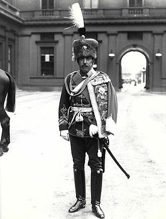 Albert, Duke of Schleswig-Holstein - Image: Albert, Duke of Schleswig Holstein, 1914