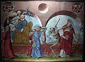 Albrecht kauw, copia della perduta danza macabra di m.manuel del cimitero domenicano di berna (1512-20), 1649, 03.JPG