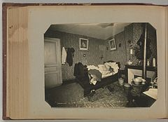 Album of Paris Crime Scenes - Attributed to Alphonse Bertillon. DP263717.jpg