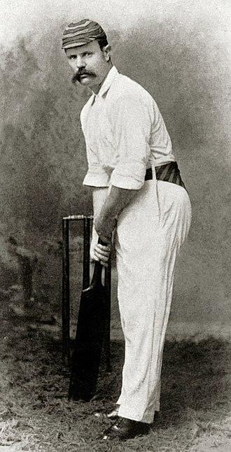 Alick Bannerman - Bannerman, circa 1880