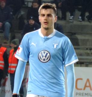 Alexander Jeremejeff Swedish footballer