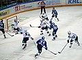 Alexei Kopeikin shoots 2011-12-04 Amur-Sibir KHL-game.jpeg