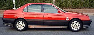 Alfa Romeo 164 - Alfa Romeo 164 QV (first series)