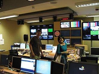 Al Jazeera Media Network - Al Jazeera's former Knightsbridge London Control Room
