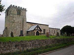Goodmanham - All Hallows Church, Goodmanham