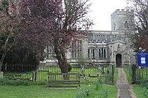 All Saints' Church, Hillesden 01.JPG