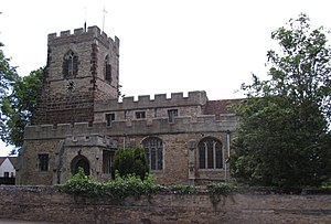 Church of All Saints, Cople - Church of All Saints, Cople