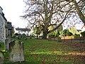 All Saints church - churchyard - geograph.org.uk - 1572153.jpg