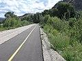Along great bike path north of Osoyoos, BC. (3945432563).jpg
