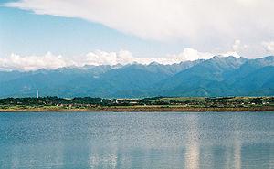 Oltenia - The Olt River separates Oltenia from Muntenia