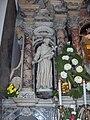 Altar statue, Church of Our Lady of Trsat, Rijeka010.jpg