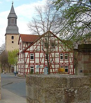 Hofgeismar - Image: Altstädter Kirche