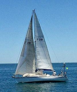 sailing rig type