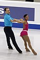 Amanda Evora and Mark Ladwig WC 2010.jpg