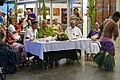 Ambassador Scott Brown and Gail Brown on their second visit to Samoa - Feb 2018 (25165601967).jpg
