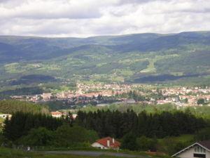 Ambert - General view
