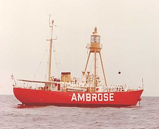 United States lightship <i>Nantucket II</i> (WLV-613)