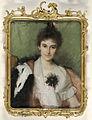 Amelia Eliza van Leeuwen (1862-1923). Echtgenote van Christiaan Bernard Tilanus, chirurg en orthopedist te Amsterdam Rijksmuseum SK-A-3450.jpeg