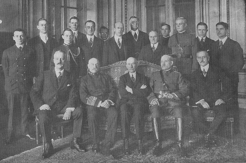 File:American Mission to Inter-Allied Conference, Paris.jpg