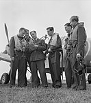 Americans in Britain- the work of No 121 (eagle) Squadron RAF, Rochford, Essex, August 1942 D9520.jpg