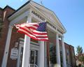 Amherst Municipal Building, Williamsville, New York, November 2012.png