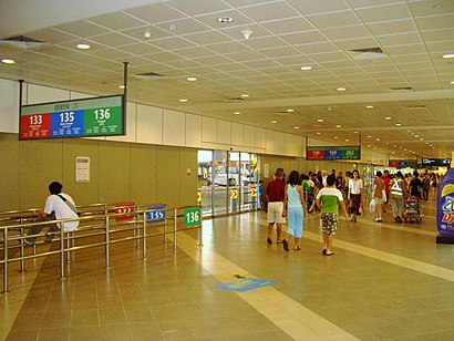 How to get to Ang Mo Kio Interchange with public transport- About the place