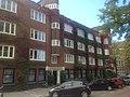 Amsterdam - blok G Terborgstraat-Harmoniehof.JPG