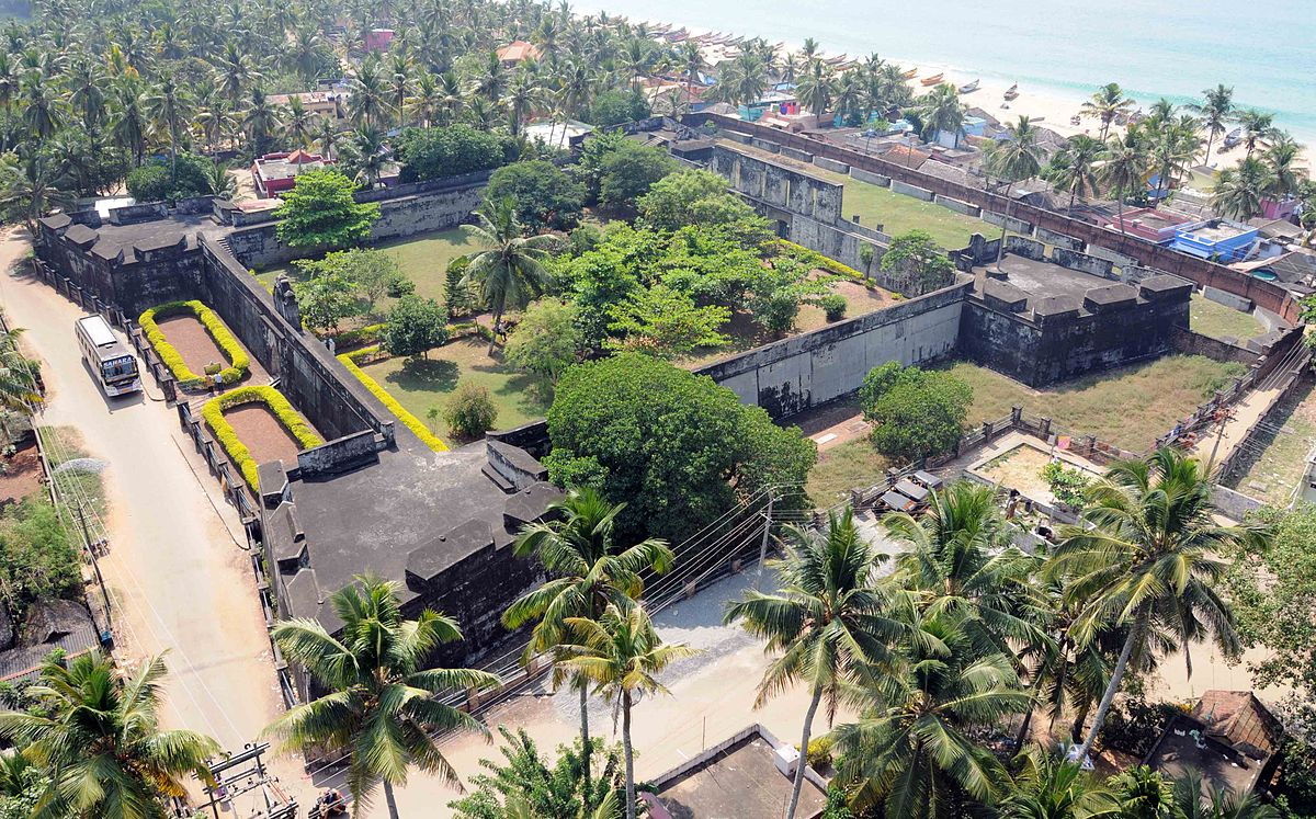 Anchuthengu Fort Wikipedia
