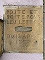 Ancienne Boîte Lettres Grande Rue - Pont-de-Veyle (FR01) - 2020-12-03 - 1.jpg