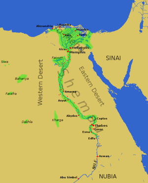 Anexo Ciudades Del Antiguo Egipto Wikipedia La Enciclopedia Libre