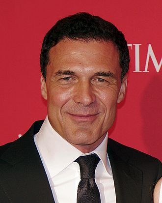 André Balazs - Balazs at the 2012 Time 100 gala