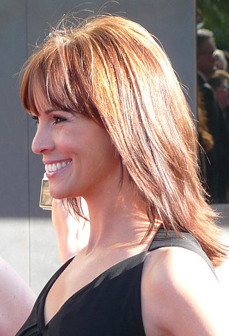 Andrea McLean - McLean at the British Academy Television Awards 2009