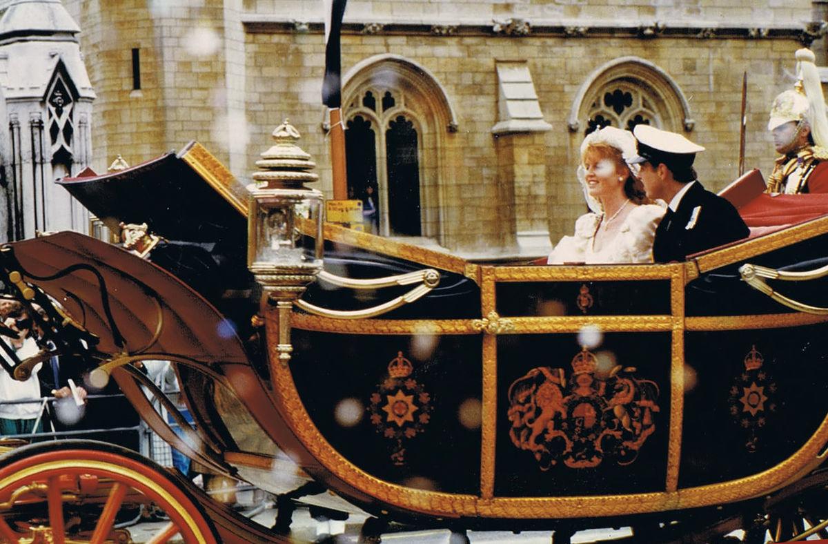 Wedding of Prince Andrew and Sarah Ferguson - Wikipedia