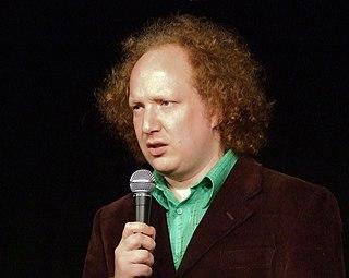 Andy Zaltzman British comedian and author