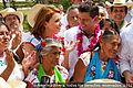 Angélica Rivera de Peña en encuentro y Visita a la escuela de los Voladores de Papantla. (6932269424).jpg