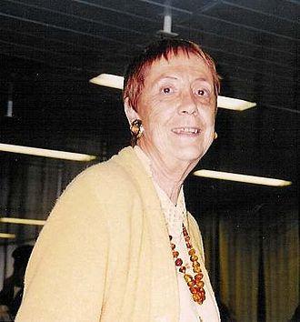 Angélica Gorodischer - Angélica Gorodischer in Rosario, Argentina, in 1998