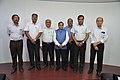 Anil Shrikrishna Manekar With NCSM Dignitaries - NCSM - Kolkata 2018-03-31 9877.JPG