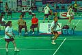 Ankara - BWF World Senior Badminton Championships - XD 60 - Siew Har & Henry (def by Hansen-Rasmussen (DEN) 13 & 12) (11078129436).jpg