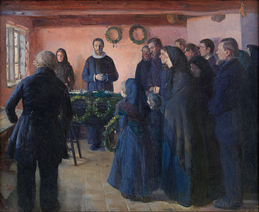 Anna Ancher - A Funeral - Google Art Project.jpg