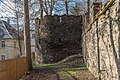 Annaberg, Stadtbefestigung, Stadtmauer, westlicher Abschnitt-20160407-020.jpg