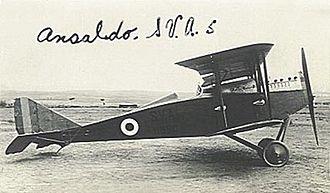 Ansaldo SVA - Image: Ansaldo S.V.A.5