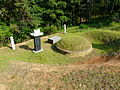 Ansan June 2014 traditional tombs 09.JPG