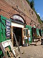 Antique shops, Exeter Quay - geograph.org.uk - 236106.jpg