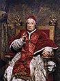 Anton Raphael Mengs - Portrait of Clement XIII Rezzonico - WGA15030.jpg