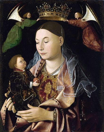 Antonello da Messina Biography Antonello da Messina Madonna