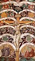 Antonio vite e collaboratore, arbor vitae, trasfigurazione e miracolo della madonna della neve, 1390-1400 ca. 15.jpg