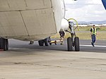 Antonov An-12 needs a tow-02+ (514424075).jpg