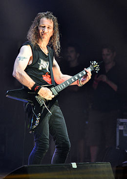 "Steve ""Lips"" Kudlow of Anvil at Wacken Open Air, 2013 Anvil, Steve ,,Lips"" Kudlow at Wacken Open Air 2013 03.jpg"