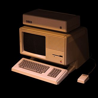 Musée Bolo - Image: Apple Lisa 2 IMG 1730