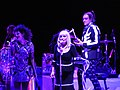 Arcade Fire and Debbie Harry, Coachella 2014 (13943080983).jpg